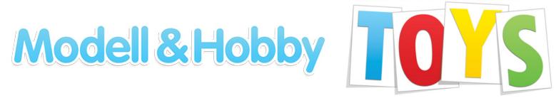 Modell és Hobby Toys - Minden játék egy helyen!