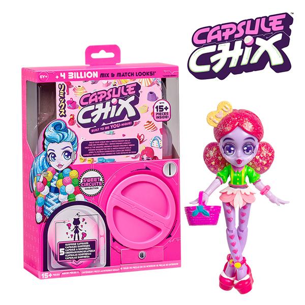 Capsule Chix / Kapszula Csajok