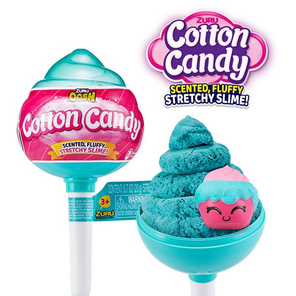 ZURU: Cotton Candy Cuties – Illatos pillegyurma