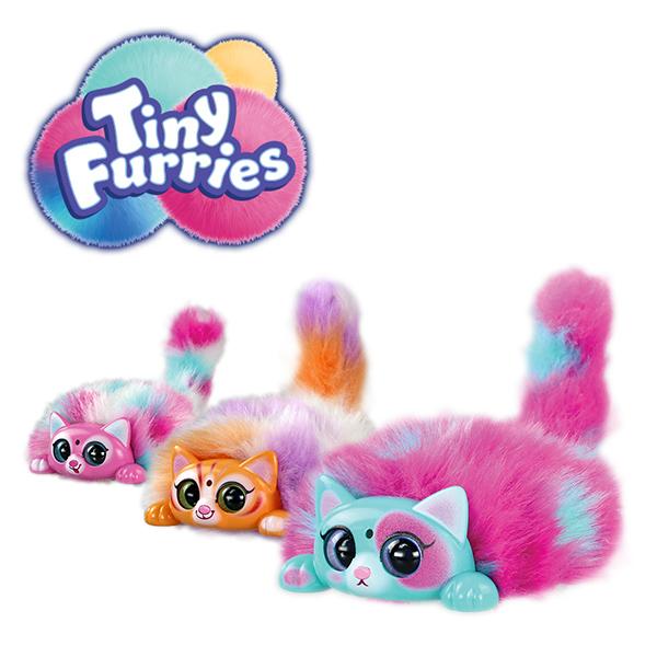 Pihe-puha RoboCica (Fluffy Kitty)