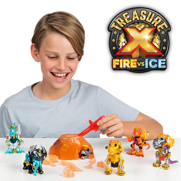 Treasure X: A tűz és a jég harca