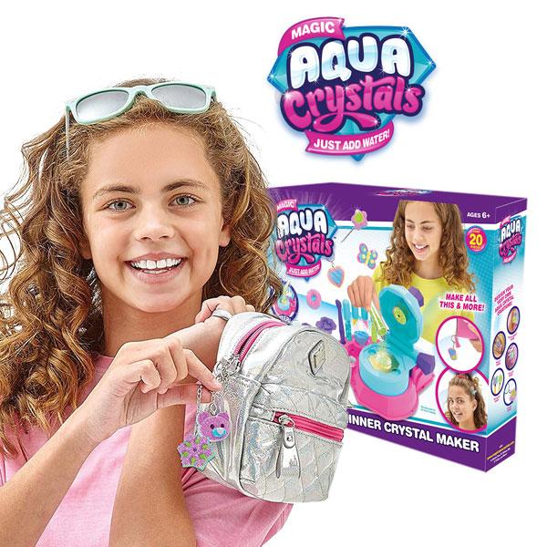 Aqua Crystals