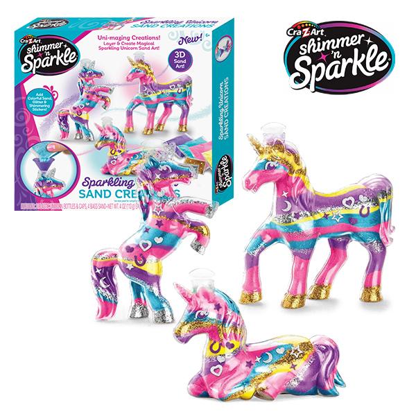 Shimmer and Sparkle – Unikornis