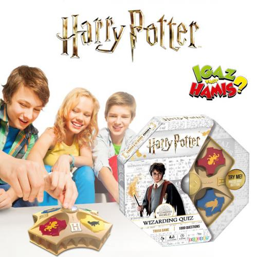 Harry Potter: Igaz vagy Hamis?